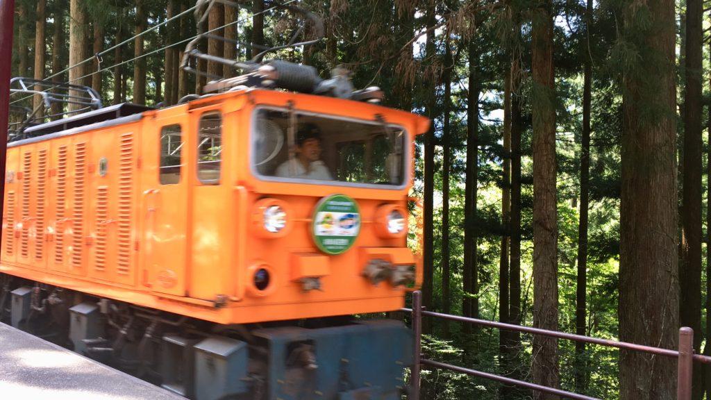 ANAキャンペーンを使って、少ないマイルでお得に東京発 富山弾丸日帰り!あり!あり!です。(黒部峡谷編)